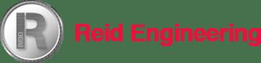 Reid Engineering Logo